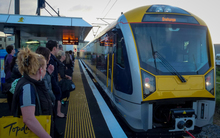 The Campaign for Better Transport wants the new electric rail service to Onehunga extended to Mangere.