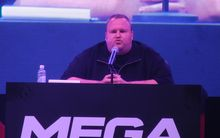 Four recording companies have filed a legal bid to freeze Kim Dotcom's NZ assets.