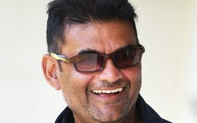 Former NZ international cricketer Dipak Patel.