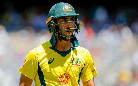 澳大利亚板球运动员Glenn Maxwell