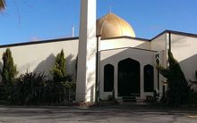 The mosque in Deans Avenue in the suburb of Riccarton.