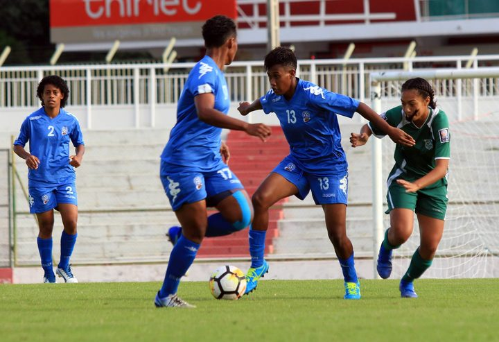Fiji are trying to reach the OFC Women's Nations Cup semi finals for the first time.