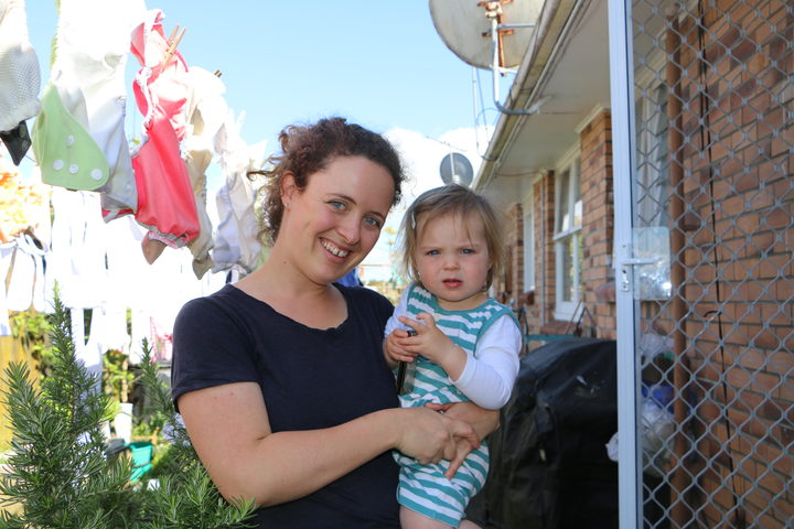 Sophie Moskowitz says having her daughter Margot Nixon is a way of having hope for the future. Photo / Susan Strongman