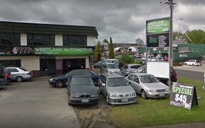 Westland Automotive and Tyre in West Auckland.