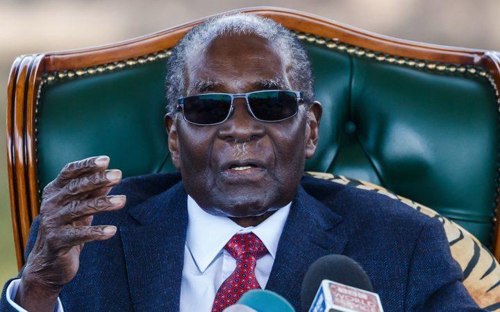 Former Zimbabwean president Robert Mugabe dies aged 95