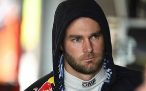 New Zealand Supercars driver Shane van Gisbergen