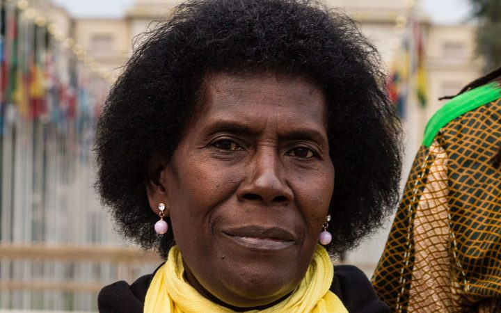 Bougainville Women March For Unity After Recent Violence Rnz News