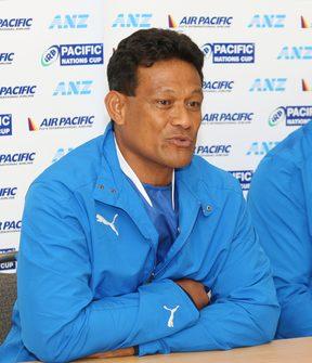 Niko Palamo is a former Manu Samoa player and coach.