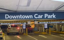 Downtown Car Park.