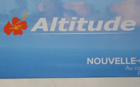 Aircalin is New Caledonia's international carrier