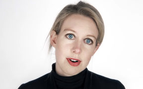 Theranos chief executive Elizabeth Holmes.