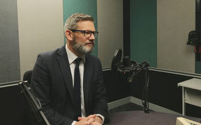 Immigration Minister Iain Lees-Galloway