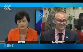 Health Minister David Clark on Mental Health & Addiction inquiry
