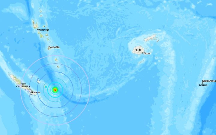 Tsunami warnings for Vanuatu, New Caledonia after magnitude-7.6 natural disaster