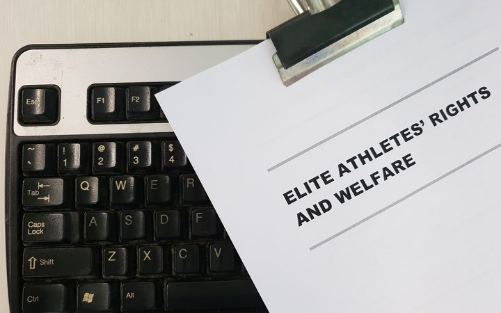 The Elite Athletes' Rights and Welfare report recommends the introduction of a 12 point plan.