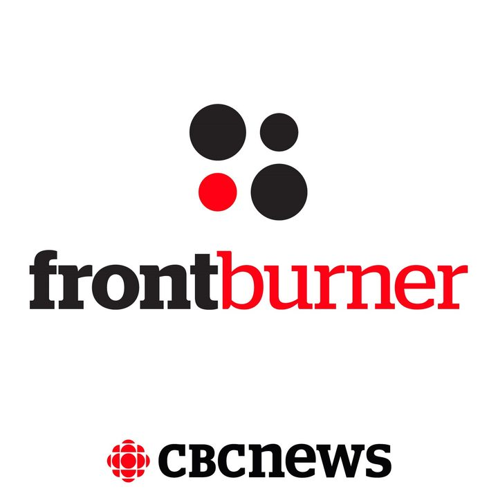 Frontburner logo (Supplied by CBC)