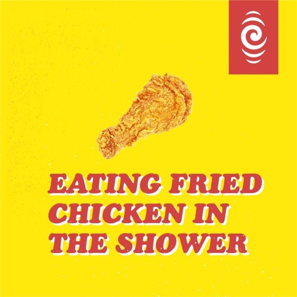 Eating Fried Chicken logo (Supplied)