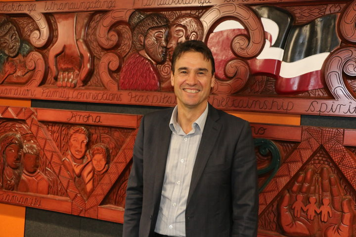 Oranga Tamariki's Allan Boreham says  change has to happen to how youth offending is dealt with