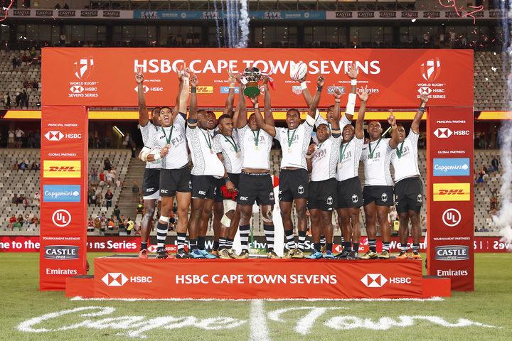 Sport: Fiji beat USA to win Cape Town 7s | RNZ News