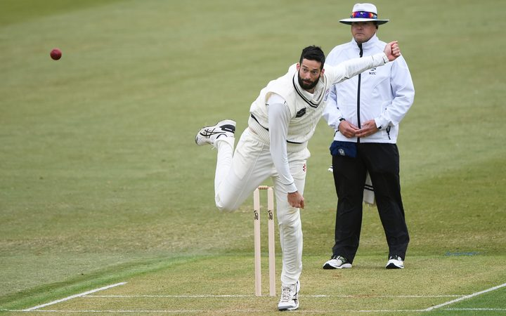 Will Somerville has been left out of the Black Caps test squad for the two test series against Sri Lanka.