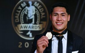 Warriors skipper won the NRL's top gong but NZRL didn't nominate him for the Halberg Sports Awards.