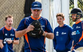 Gary Stead worries the Black Caps are vulnerable in the opening test against Sri Lanka.