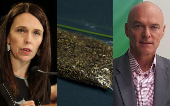 Jacinda Ardern, synthetic cannabis and Stephen Barclay