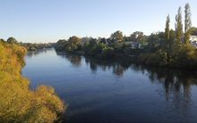 Residents are being asked to pick from three council proposals relating to the Waikato River.