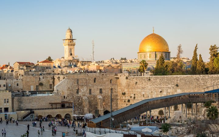 Australia recognizes west Jerusalem as Israel's capital