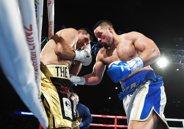 Boxing: Parker pulls pin on Chisora fight