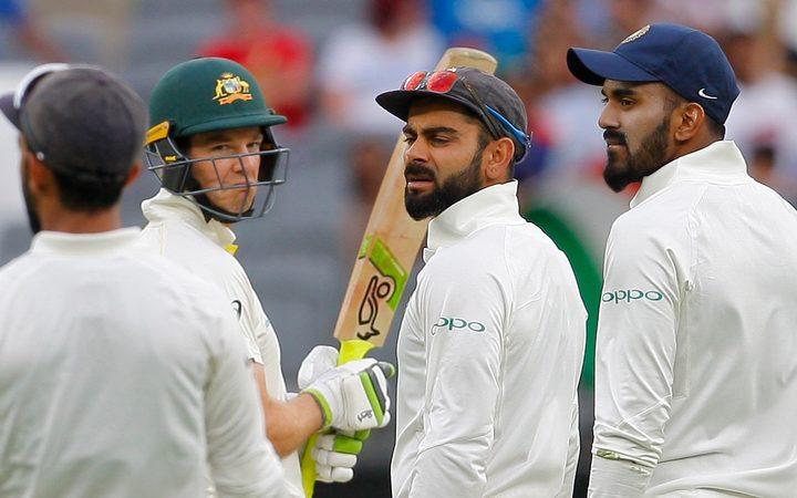 Australia vs India - Highlights & Stats