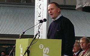 PM at fieldays