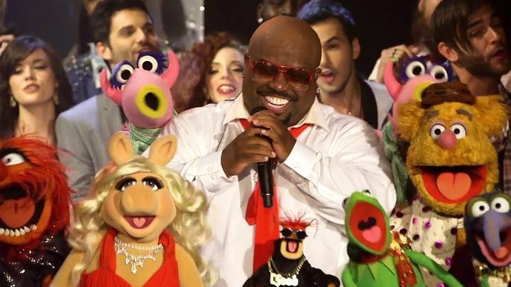 CeeLo Green and the Muppets