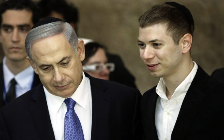 Facebook blocks Israeli premier's son for anti-Muslim posts