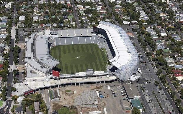 Eden Park Stadium.