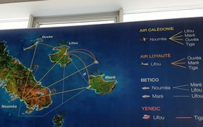 Transport links to Loyalty Islands