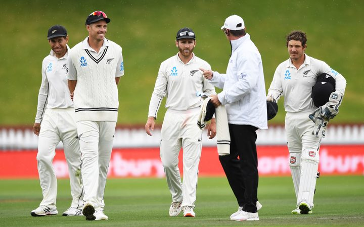 Rain, epic stand save Sri Lanka in New Zealand Test