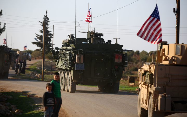 U.S. preparing for 'full' and 'rapid' withdrawal from Syria