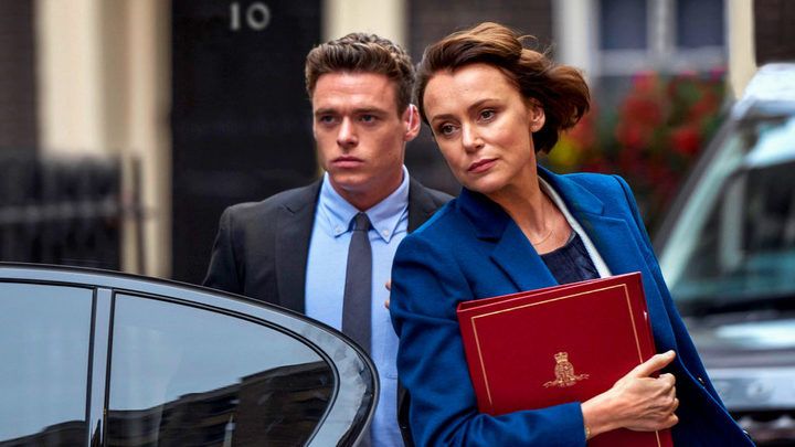 A scene from Bodyguard