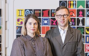 Aileen Burns and Johan Lundh new co-directors of the Govett-Brewster Art Gallery/Len Lye Centre in New Plymouth