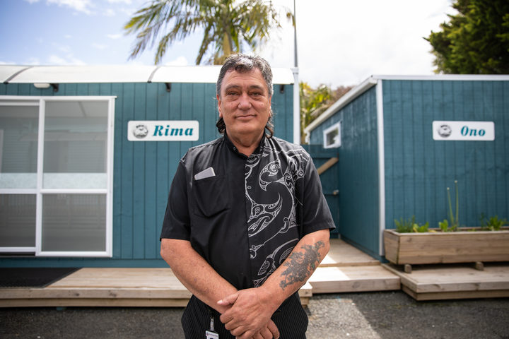 Ricky Houghton, chief executive of He Korowai Trust in Kaitaia, has saved more than 550 houses from mortgagee sales in the Far North.