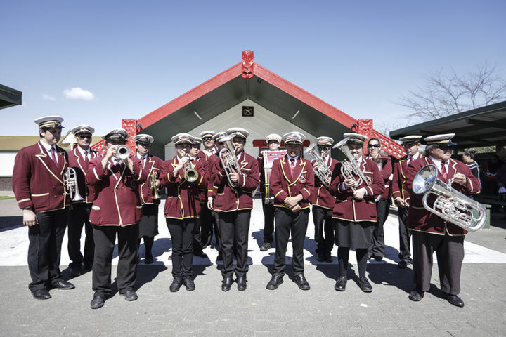 Ratana Reo Band Hamuera on 100 years of the Maramatanga.