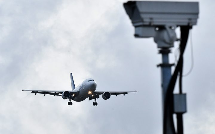 Pair freed without charge in London airport drones probe