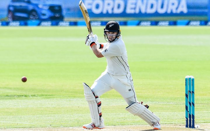 Latham leads as Black Caps turn screws | RNZ News