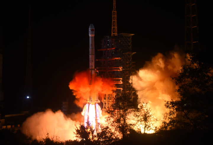 China probe readies to land on dark side of the Moon
