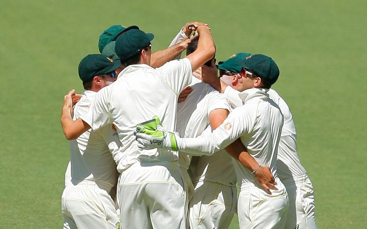 Australian cricketers have had little to celebrate in recent times.
