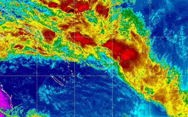Solomons hit by storm as bad weather converges on Fiji | RNZ News