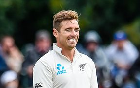 Tim Southee of the Black Caps.