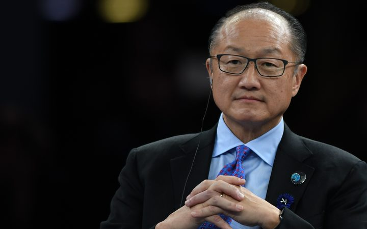 World Bank President Jim Yong Kim Will Resign At End Of Month