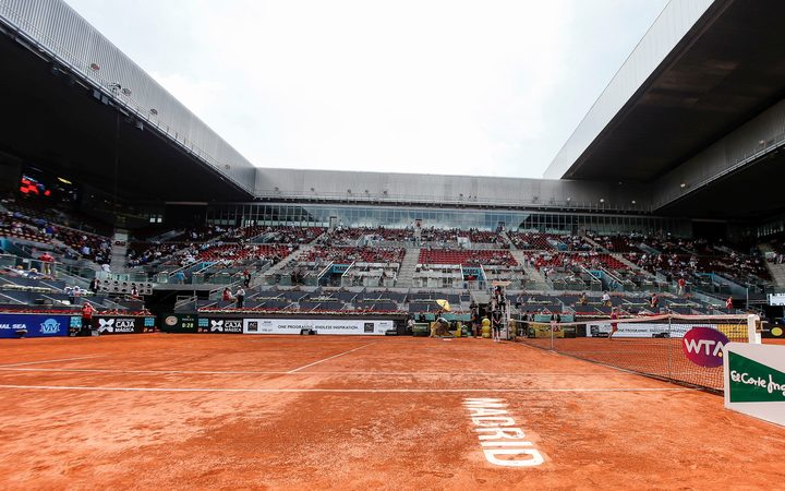 Tennis match-fixing gang 'dismantled in Spain'